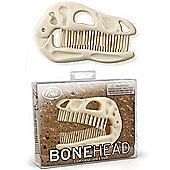 BoneHead Dinosaur Hair Comb