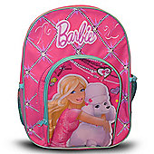 Character Barbie Small Backpack