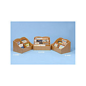 Twoey Toys Reading Corner Big Book Kinder Box in Beech