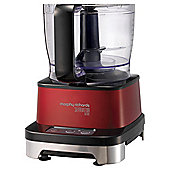 Morphy Richards 401001 Red Food Processor