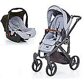 ABC Design Mamba Plus Travel System - Graphite