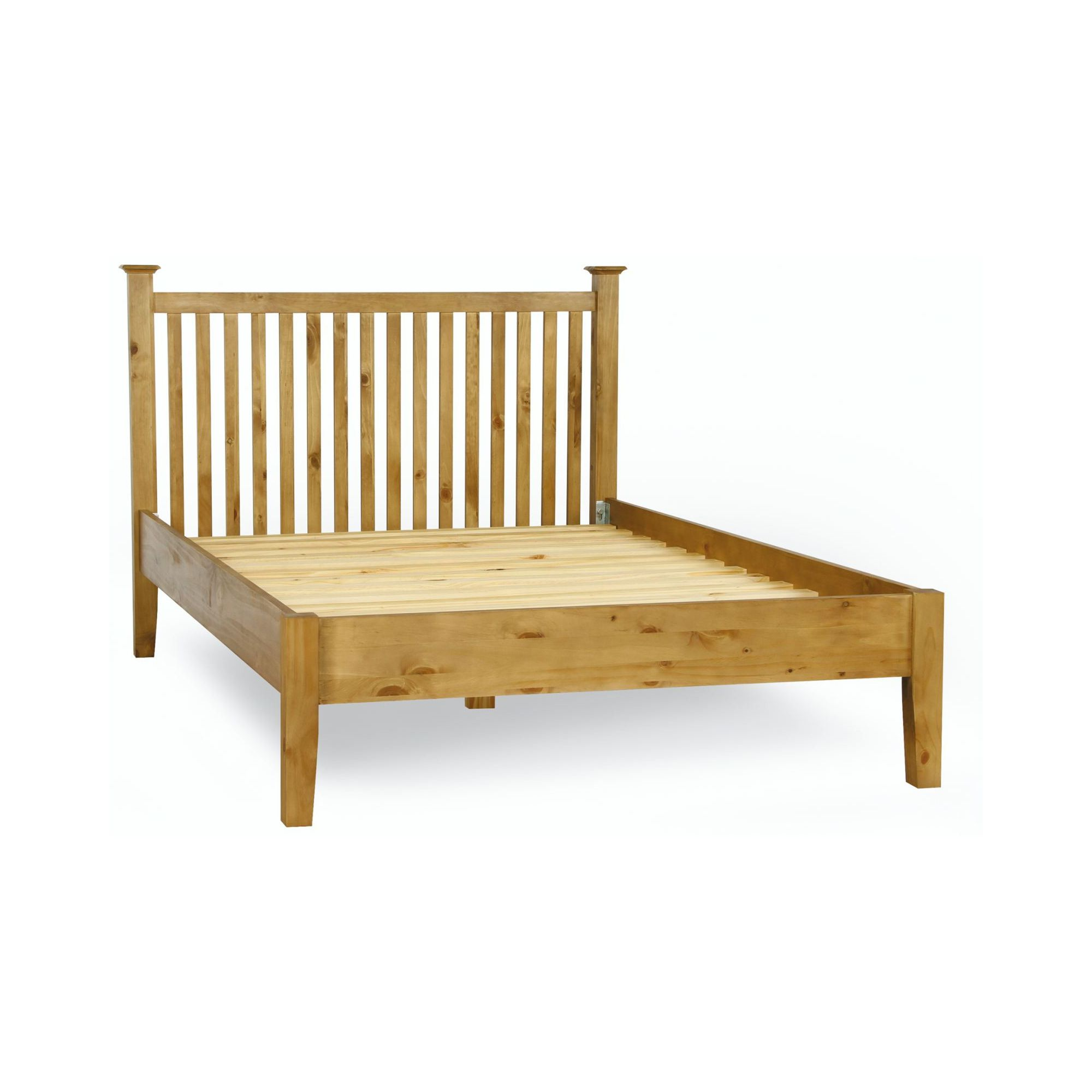 Kelburn Furniture Woodland Pine Bed - Double at Tesco Direct