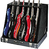 Stagg GDC-6 3 Acoustic/6 Electric Guitar Case