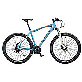 "Claud Butler Alpina 2.6 19"" Blue Performance Mountain Bike"