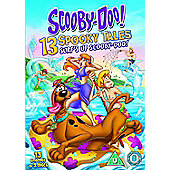 Scooby Doo - 13 Spooky Tales - Surfs Up DVD