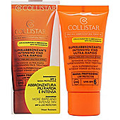 Collistar Speciale Abbronzatura Perfetta Intensive Ultra-Rapid Supertanning Face Treatment 50ml SPF6