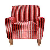 Origin Red Devonshire Chair - Red