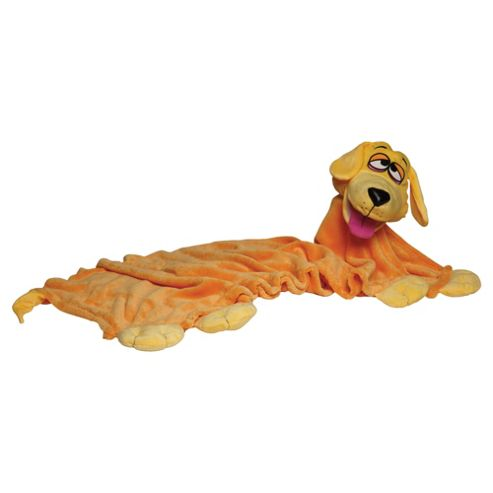 Cuddleuppets Yellow Dog