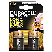 Duracell C LR14 Plus Power Batteries (Pack of 2)