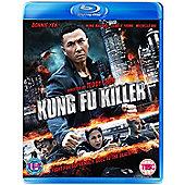 Kung Fu Killer Blu-Ray