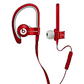 Beats by Dr. Dre Powerbeats 2 In-Ear Headphones - Red