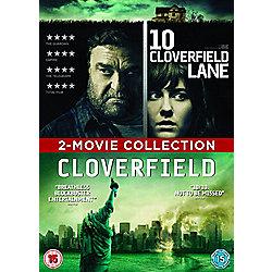 Cloverfield / 10 Cloverfield Lane (Double Pack) DVD