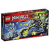 LEGO Ninjago Chain Cycle Ambush 70730 - Tesco Exclusive