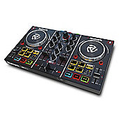 Numark Party Mix - Starter DJ Controller with Built-In Sound Card, Light Show and Virtual DJ LE Software Download