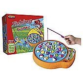 Spears Fishing Game
