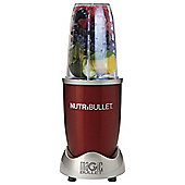 NutriBullet 600 12 Piece Juicer Blender - Cherry Red