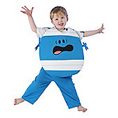 Child Mr Men Mr Bump Costume
