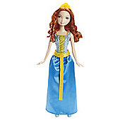 Disney Princess Sparkle Princess Merida Doll