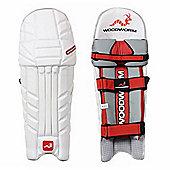Woodworm Cricket Pro Xlite Mens Batting Pads - Mens Right Hand