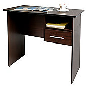 Jimbo - Home Office Storage Desk / Workstation - Walnut
