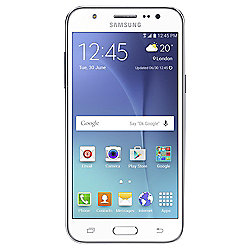 Tesco Mobile Samsung J5 White