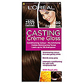L'Oreal Paris Casting Crème Gloss300 Dkst Brown