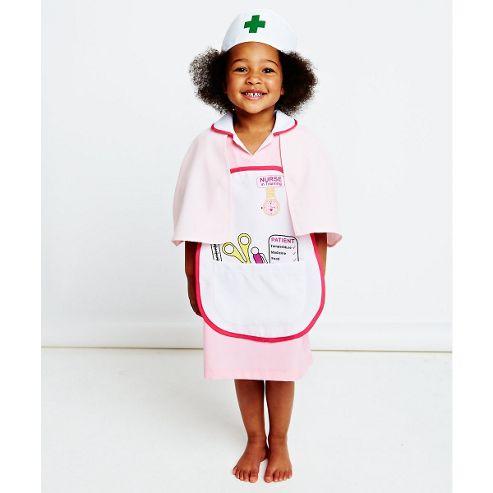ELC Pink Nurse's Outfit
