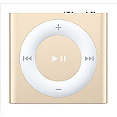 Apple iPod shuffle 2GB Gold (4th Generation)