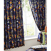 Building Site Curtains 54s