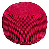 Kaikoo Knitted Pod, Red