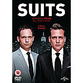 Suits Season 4 DVD