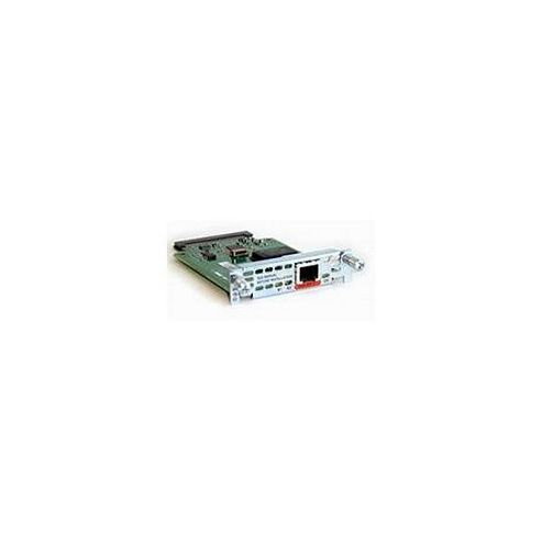 Cisco 1-port ISDN BRI S/T WAN Interface Card
