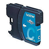 Brother LC1100HYC High 750 Ink Cartridge - Cyan
