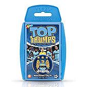 Top Trumps - Manchester City FC 2014/15