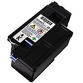 Dell High Capacity Black Toner Cartridge (Yield 2000 Pages) for Dell 1250c/1350cnw/1355cn/1355cnw Colour Printers