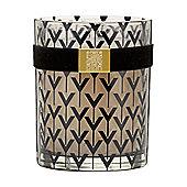 Biba Black Plum Velvet Candle