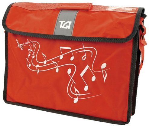 TGI Music Carrier Plus - Red