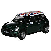 Large Union Jack Modern Mini