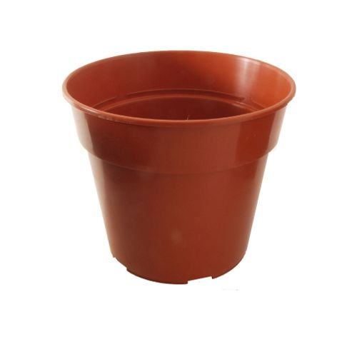 buy ward gn028 plastic flower pot 6in from our pots range. Black Bedroom Furniture Sets. Home Design Ideas