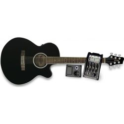 Rocket Electro-Acoustic Concert Guitar inc Tuner