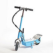 Duplay Rage Kids 24v Thunder E120 Robust Electric Scooter - 5 Colours (Sky Blue)
