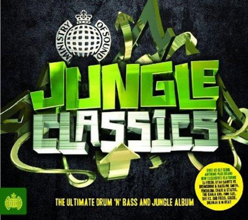 Ministry Of Sound: Jungle Classics (2CD)
