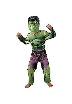 Rubies - Hulk - Child Costume 5-6 years