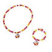 Tatiri Cupcake Bracelet and Necklace (Cupcake)