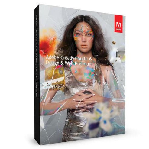 Adobe Creative Suite 6 Design and Web Premium from CS5 (Mac)