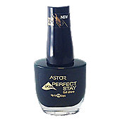Astor Perfect Stay Gel Shine Nail Polish 12ml-601 VIP Blue