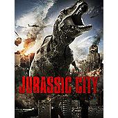 Jurassic City DVD
