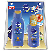 Nivea Sun Clam Kids Gift Pack