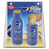 Nivea Sun Clam Kids Gift Pack