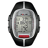 Polar R300X Sports Watch/Heart Rate Monitor, Black